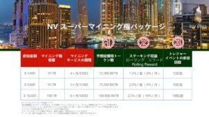 TLC IBH AVA NVpro マイニング サービス内容 収益